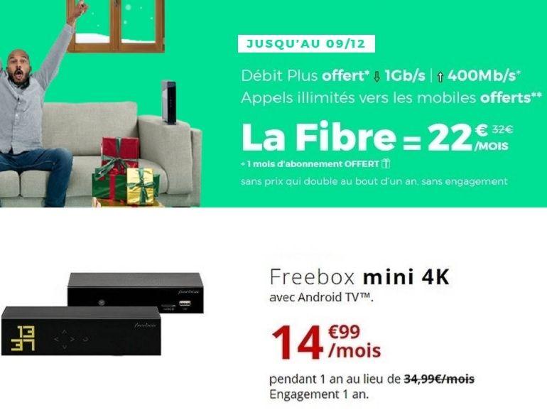 RED Box ou Freebox : quel forfait fibre en promo choisir cette semaine ?