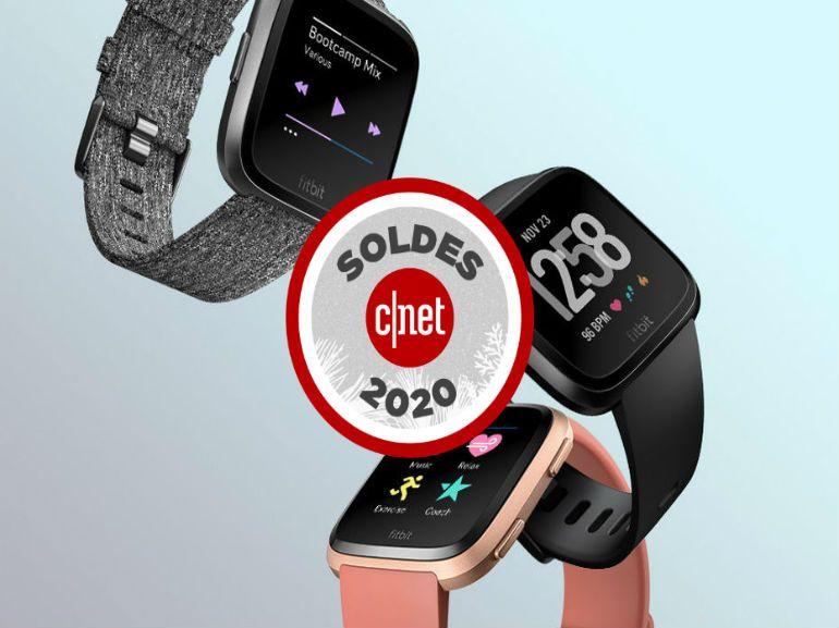 Soldes 2020 : les vrais bons plans montres et bracelets connectés du week-end