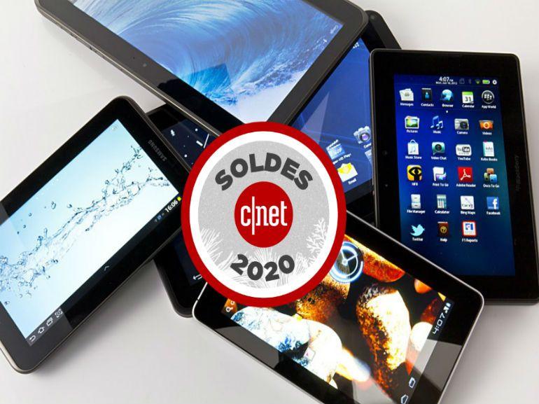 Soldes des tablettes : le top des bons plans et promos du week-end