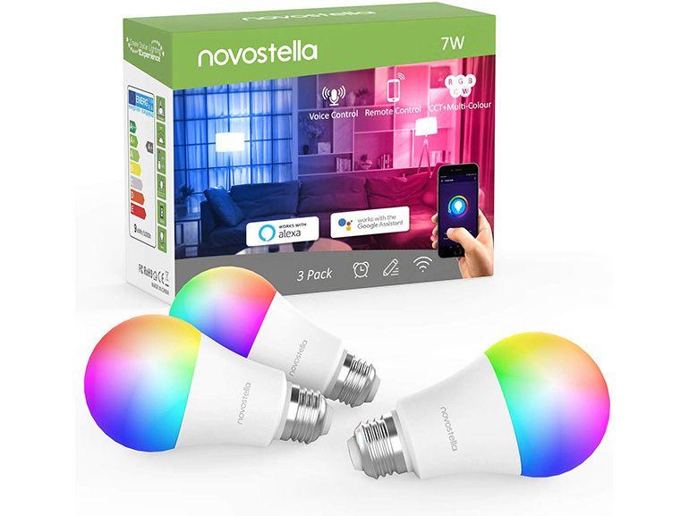Bon plan : une ampoule connectée compatible Google Home et Alexa à 12,59€