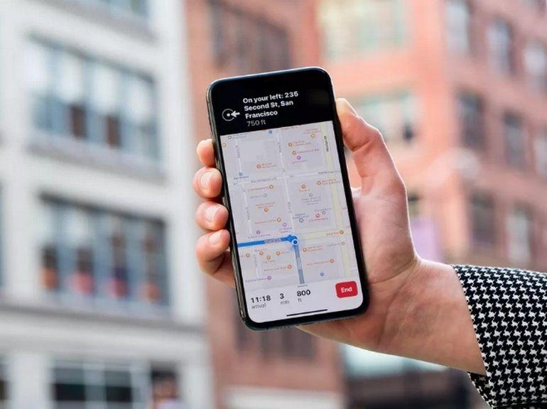 Apple Plans : la nouvelle version lancée aux Etats-Unis et prochainement en Europe