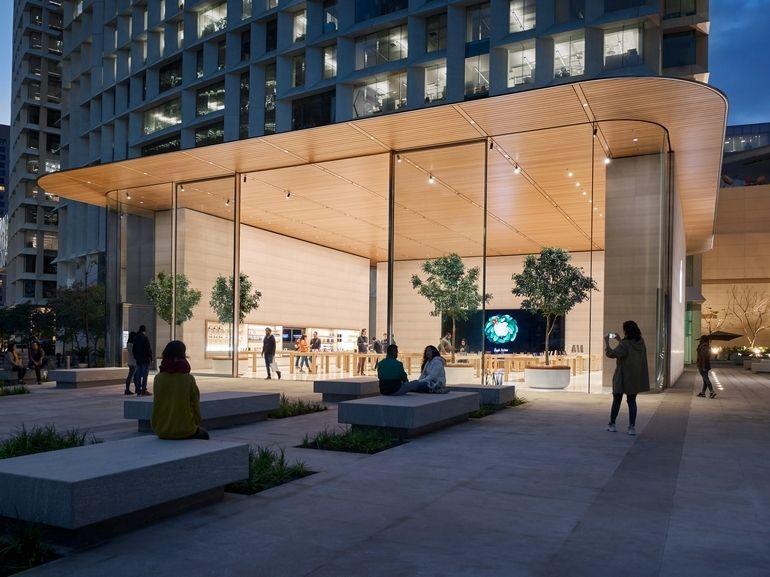 Apple va devoir rémunérer le temps de fouille des sacs de ses salariés dans les boutiques