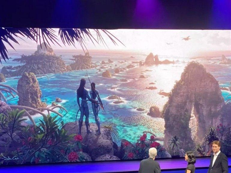 CES 2020 : découvrez les premières images d'Avatar 2