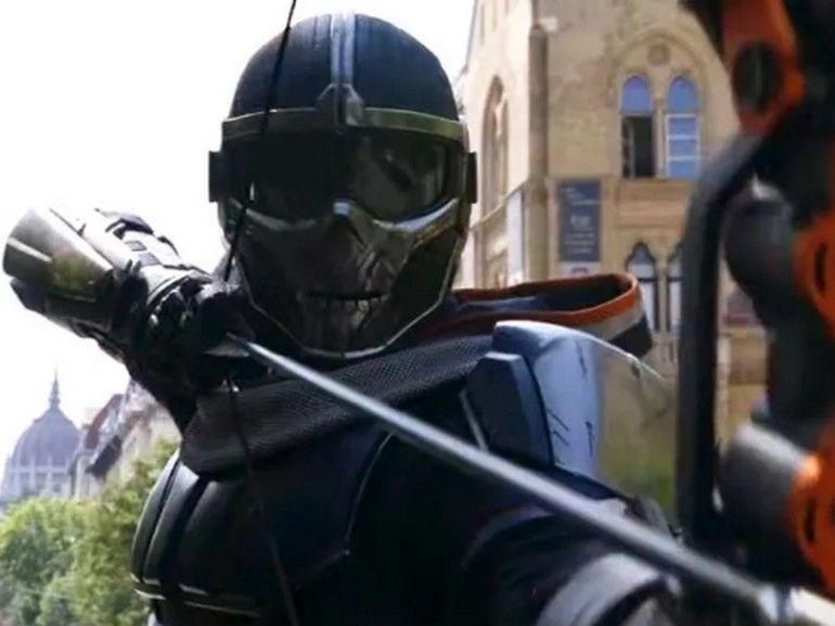 Black Widow : une nouvelle vidéo en dit plus sur le Maître de corvée