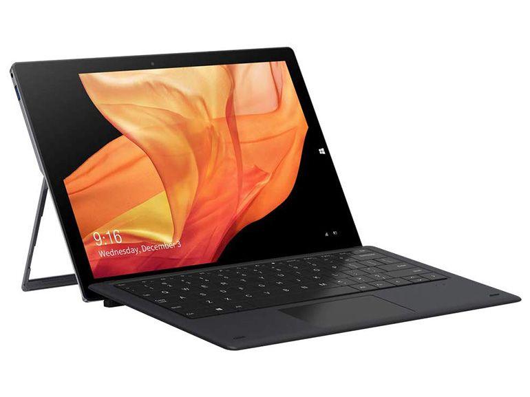 Chuwi Ubook Pro : un clone de Surface entre Go et Pro avec un écran de 12