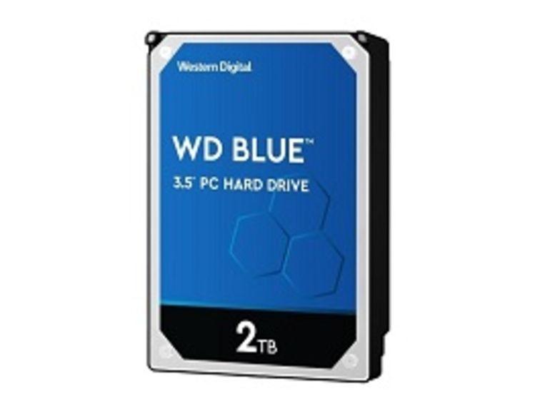 Bon plan : le disque dur Interne WD Blue, 2 To à 49,99€ sur Cdiscount [-42%]