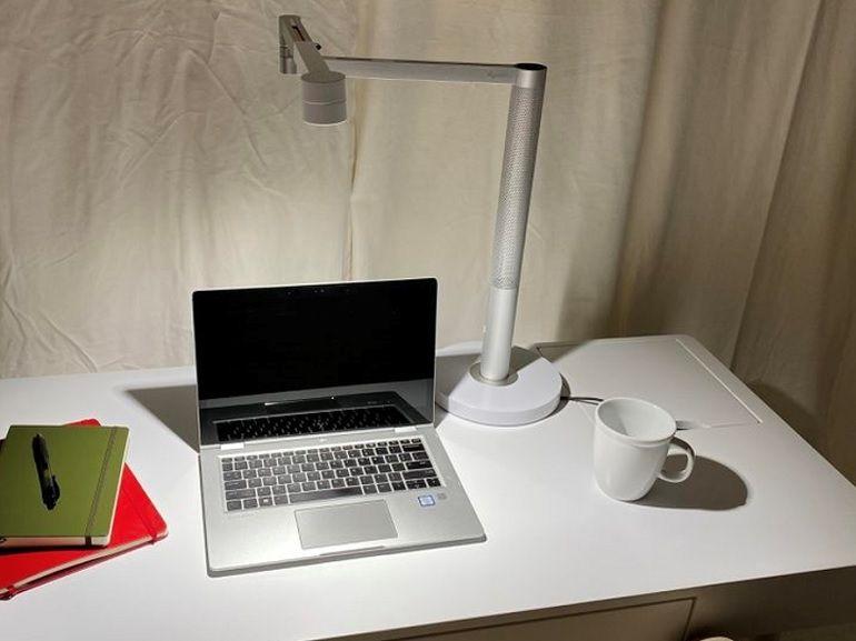 Dyson Lightcycle Morph : une lampe qui s'adapte à vos besoins
