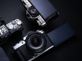 Avec le X-T200, Fujifilm corrige les défauts de son hybride X-T100