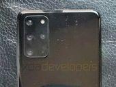 Samsung Galaxy S20 : une première fuite d'images confirme le nom et le module photo