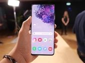 Samsung Galaxy S20, S20+ et S20 Ultra : leur fiche technique complète