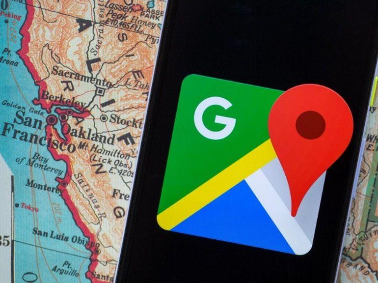 Google Maps adapterait les frontières politiques selon les pays
