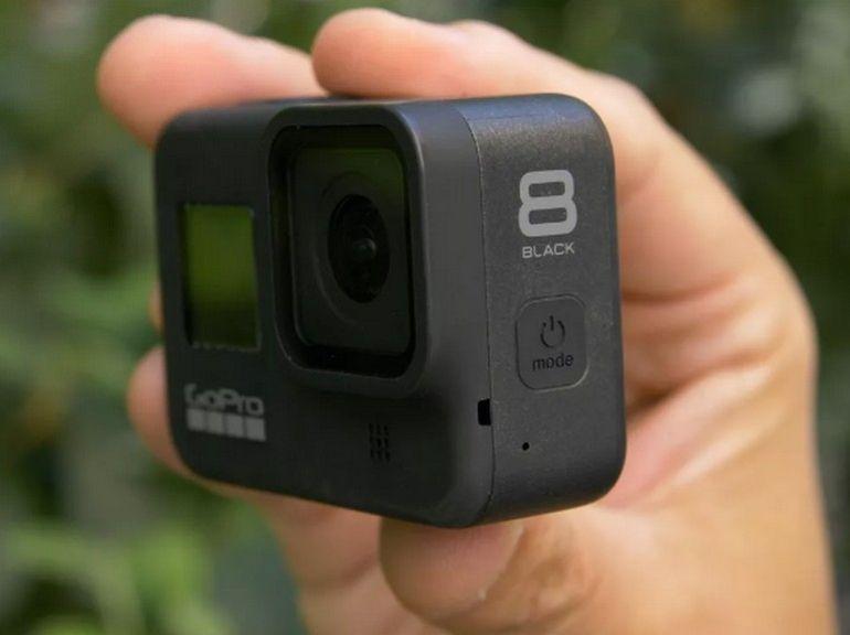 Test GoPro Hero8 Black : peu de changements matériels mais une flopée de nouvelles fonctions et des modules additionnels