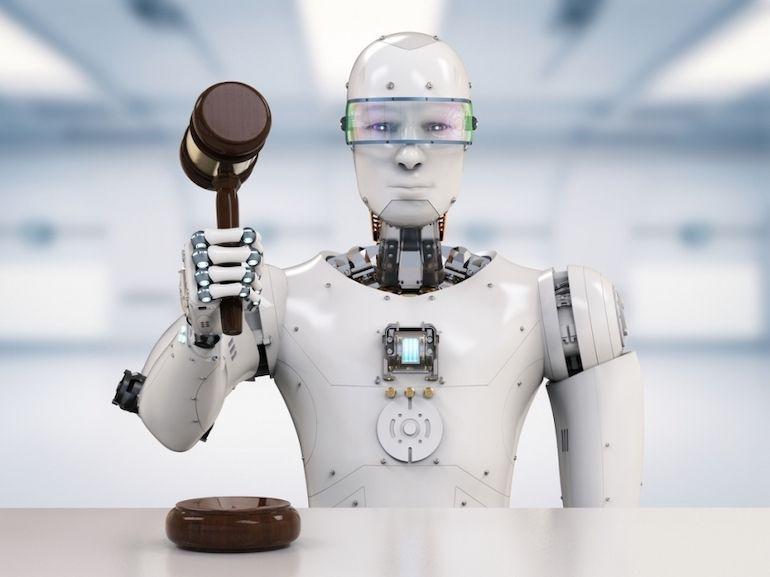"""Serons-nous jugés, demain, par des """"robots juges"""" ?"""