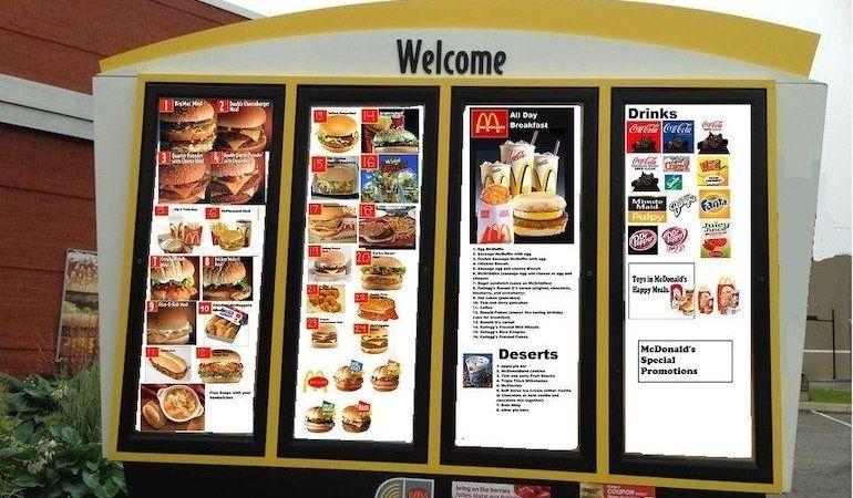 McDonald's veut prédire ce que vous allez manger avant même d'avoir commandé