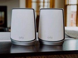Test du Netgear Orbi AX6000 (RBK852) : un système Wifi maillé très rapide