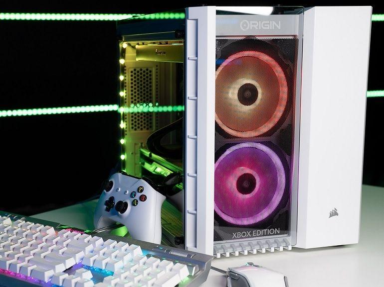 CES 2020 : Origin Big O, le boîtier gamer qui regroupe un PC et une console est disponible