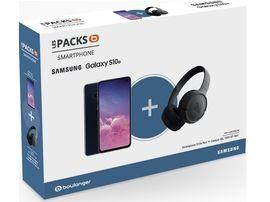 Bon plan : le pack Samsung Galaxy S10e + le casque JBL T500 à 499€ au lieu de 759 chez Boulanger