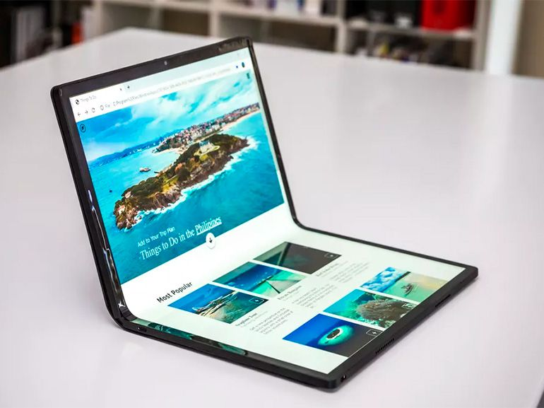 CES 2020 en images : les PC portables et double écran de demain