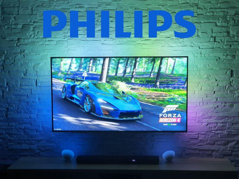 TV Philips 2020 : de l'IA pour les OLED et des barres de son Atmos pour les LCD premium