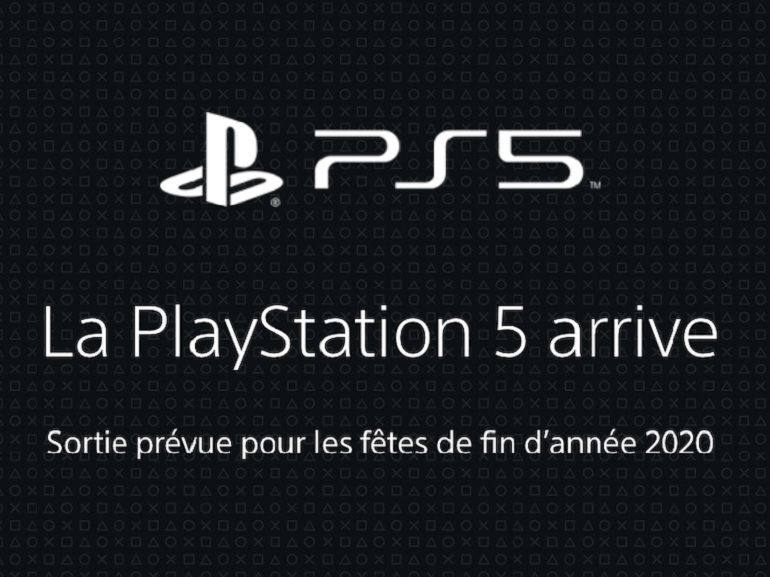 Sony confirme la date de lancement de la PlayStation 5 sur sa page officielle