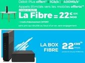 RED ou La Poste Mobile : qui propose la meilleure box fibre cette semaine ?