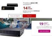 Freebox mini 4k vs Bbox Must : quelle est la meilleure box ADSL actuellement ?