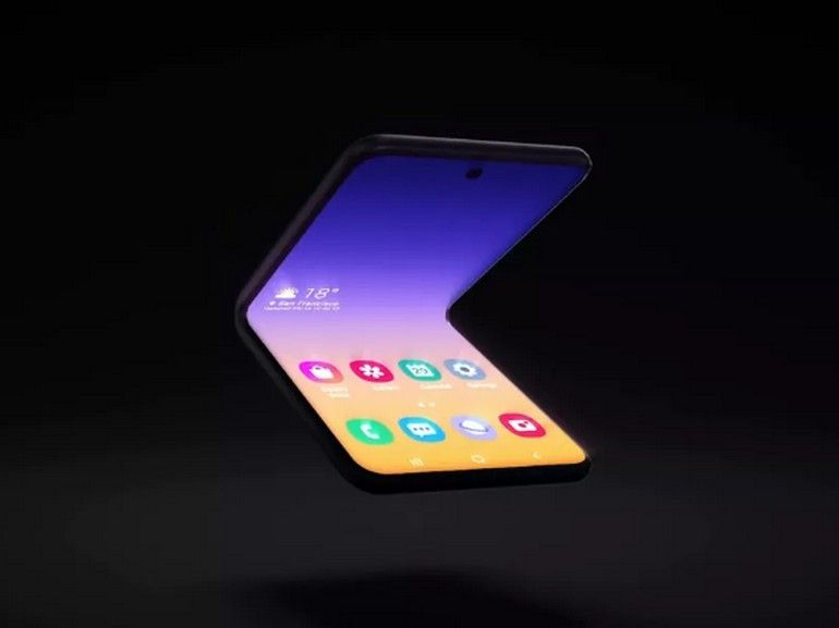 Après le Galaxy Fold, le Galaxy Bloom ?