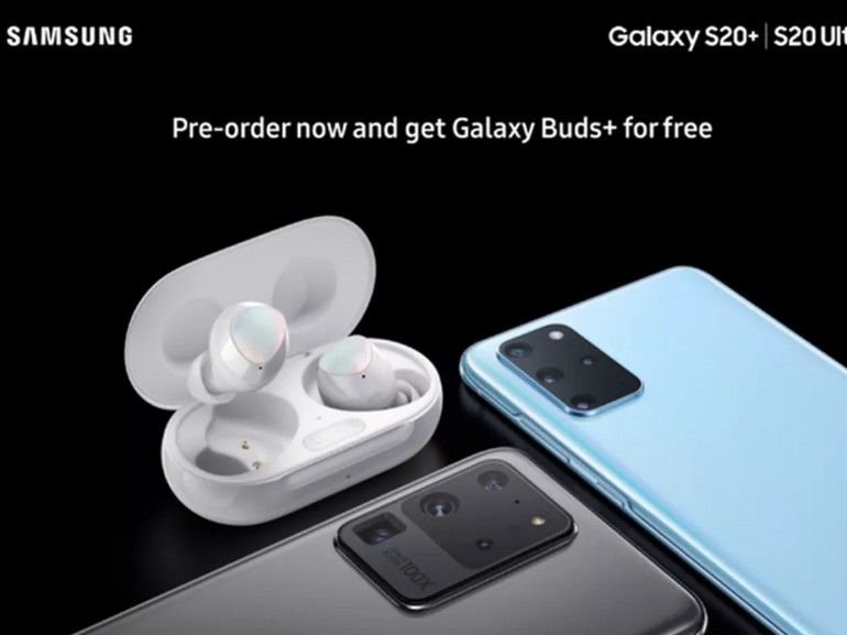 Samsung confirme l'arrivée des Galaxy Buds+