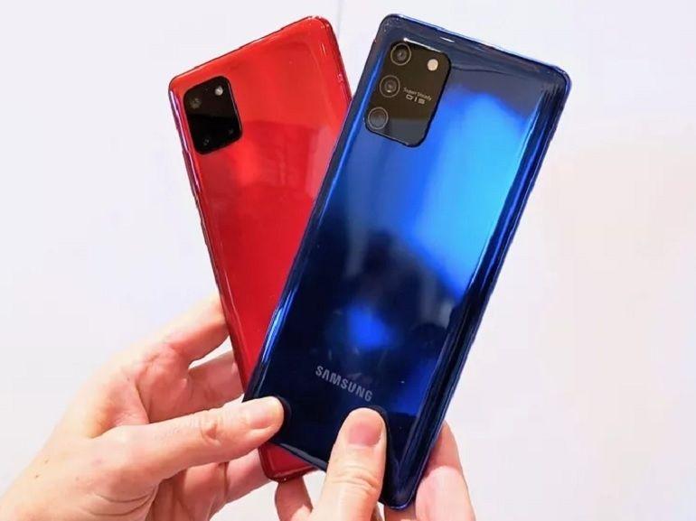 Samsung Galaxy Note 10 Lite vs S10 Lite : le match des titans allégés