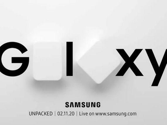 Samsung : un lancement mi-février pour le Galaxy Z Flip et début mars pour les Galaxy S20 ?