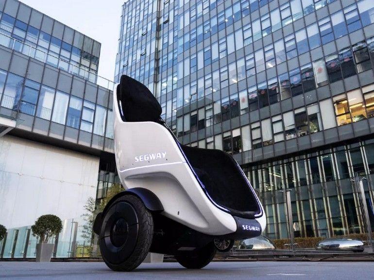 CES 2020 : Segway S-Pod, la chaise roulante tout droit sortie de Jurassic World