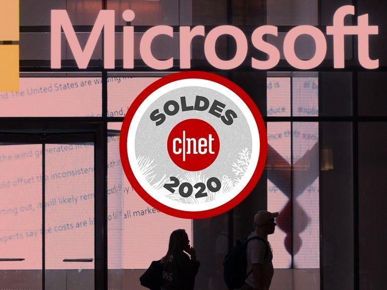 Soldes Microsoft Store : tablettes et PC Surface, packs consoles Xbox