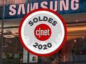Soldes 2020 : smartphone, TV, tablette, montre, les vrais bons plans Samsung du jour