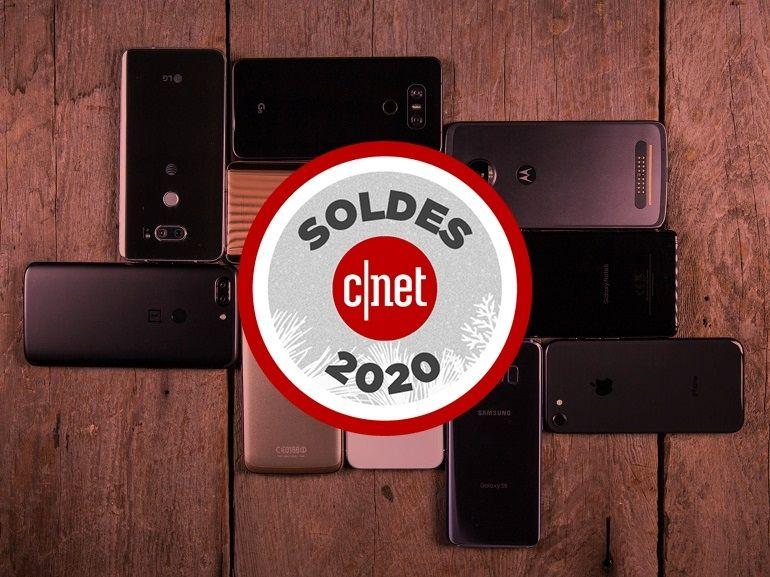 Soldes 2020 : les bons plans et promos smartphones à ne pas rater aujourd'hui