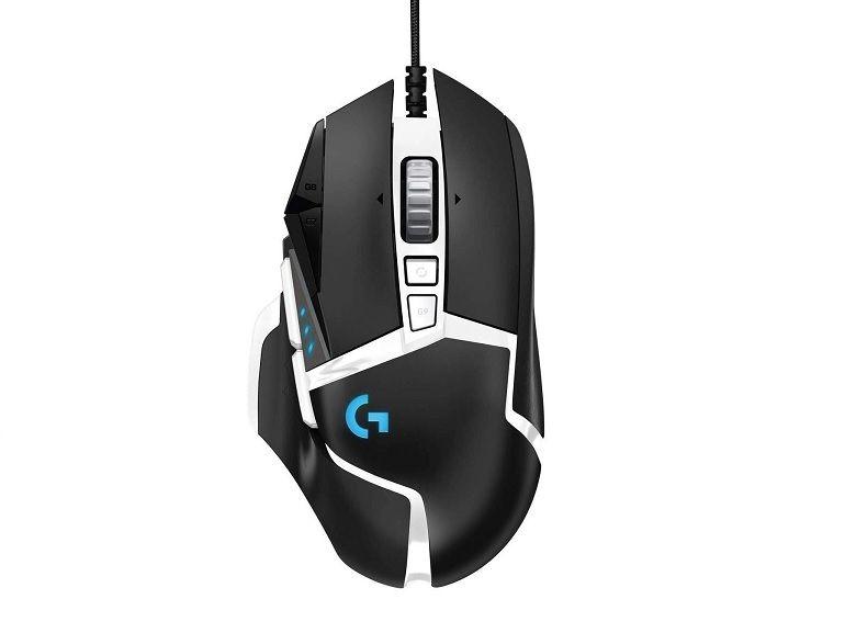 Bon plan : la souris gamer Logitech G502 Hero passe à 39,99€ sur Amazon [-56%]