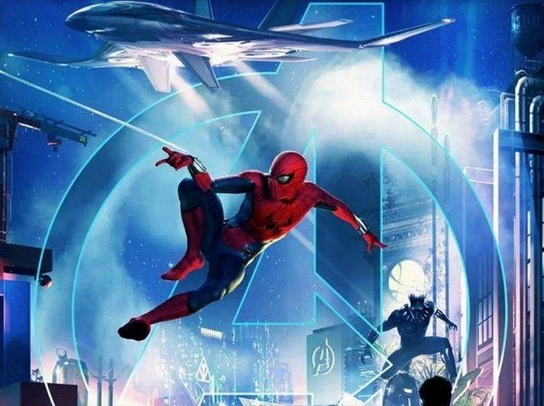 Découvrez l'incroyable animatronique de Spider-Man développé par Disney