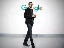 Sundar Pichai, le PDG d'Alphabet, favorable à une réglementation de l'intelligence artificielle