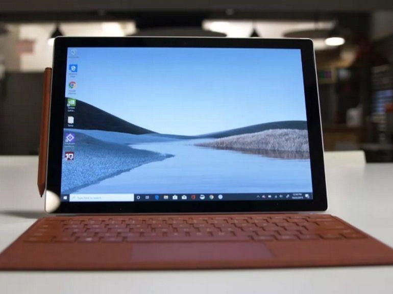 Microsoft Surface Pro 7, test de la meilleure tablette Windows deux en un