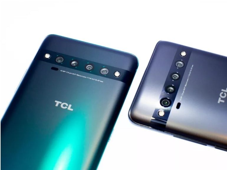 CES 2020 : TCL annonce un smartphone 5G à moins de 500 dollars