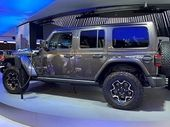 CES 2020 : le mythique Jeep Wrangler se mue en version hybride