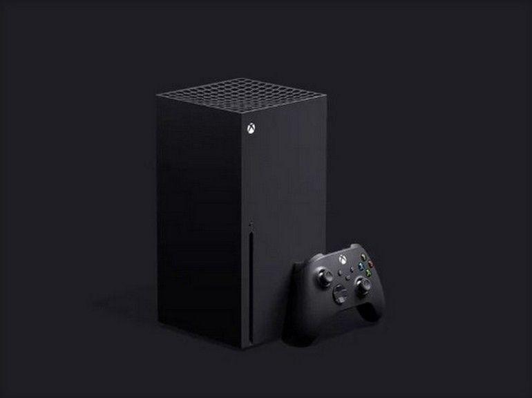 Xbox Series X : des images dévoilent sa connectique et sa façade frontale
