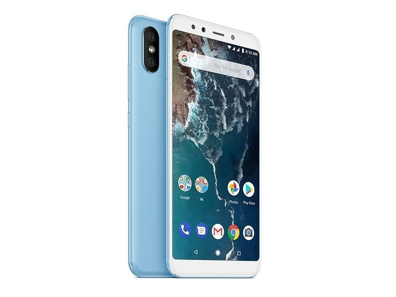 Bon plan : Xiaomi Mi A2 à 149€ au lieu de 249 chez Darty