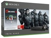 Bon plan : la pack Xbox One X + Gears 5 à 279,99€ au lieu de 499 sur Amazon