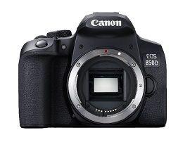 Canon EOS 850D, un nouveau reflex performant et polyvalent pour les passionnés