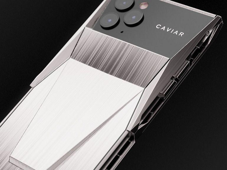 Cet iPhone 11 Pro de luxe adopte les traits du Cybertruck de Tesla