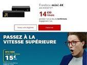 Box fibre en promo : SFR ou Free, quel est le meilleur bon plan forfait internet de la semaine ?