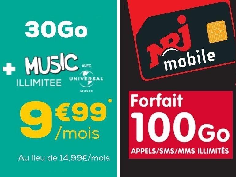 Forfait mobile : quelle est la meilleure offre à 10 euros actuellement ?