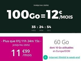 Forfait mobile : RED by SFR ou B&You, quel forfait (canon) choisir avant demain ?