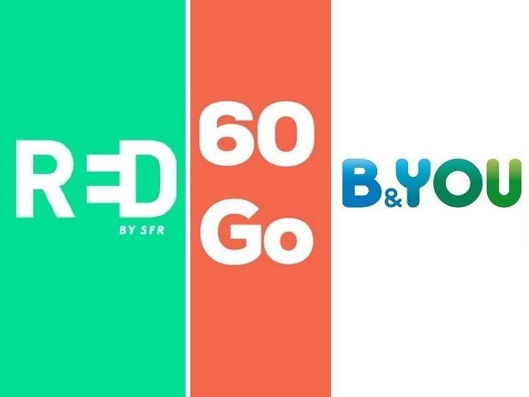 Forfait mobile : RED by SFR vs. B&You, quelle est la meilleure offre cette semaine ?