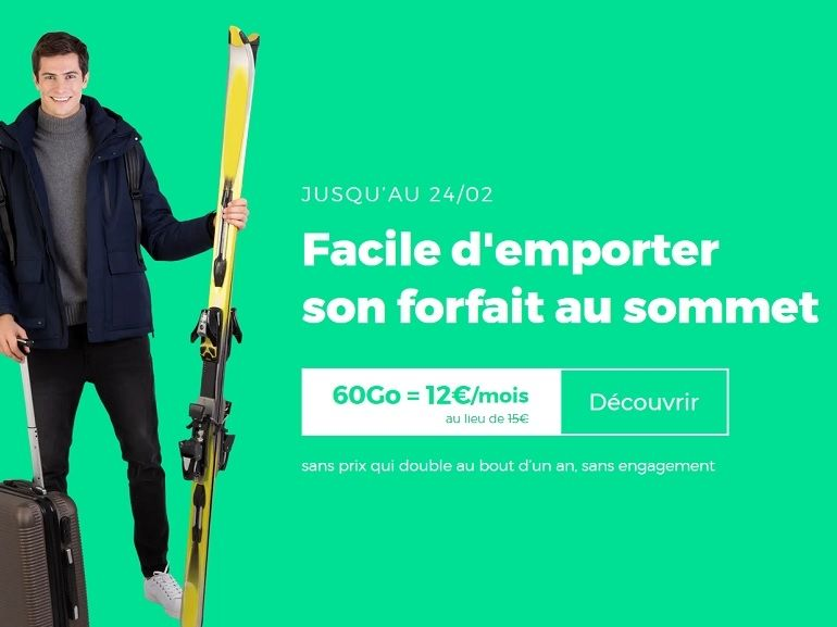 Bon plan forfait mobile : les promos RED by SFR qui valent (vraiment) le coup
